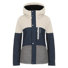 Coral - Women's Hooded Jacket