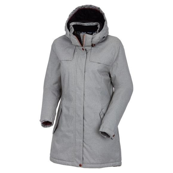 Woods - Manteau à capuchon pour femme