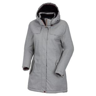 Woods - Women's Hooded Jacket