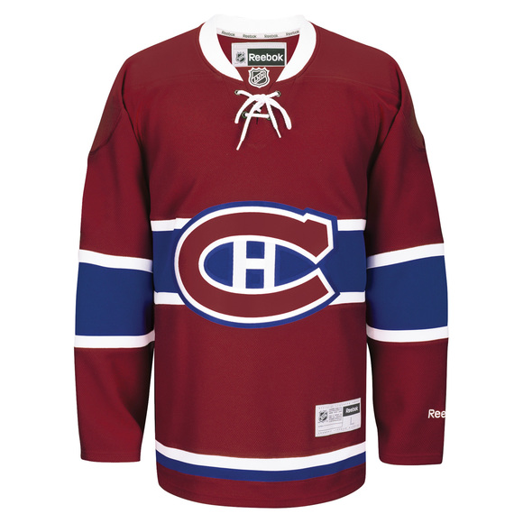 huge selection of 86227 7a52b REEBOK 7185C - Adult Replica Jersey - Montreal Canadiens