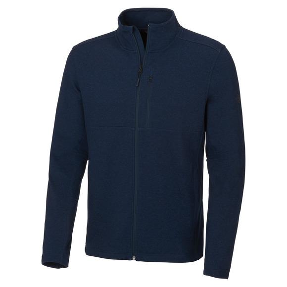 Bi-Stretch - Men's Full-Zip Jacket