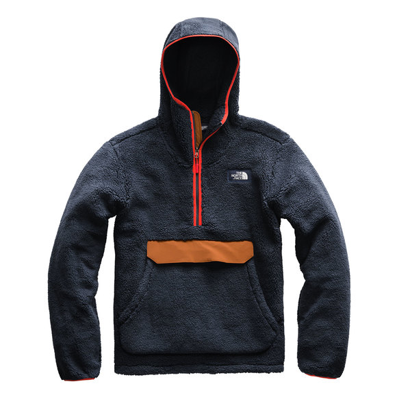 d8f7df0af THE NORTH FACE Campshire - Men's Sherpa Fleece Pullover Hoodie
