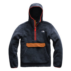 Campshire - Men's Sherpa Fleece Pullover Hoodie