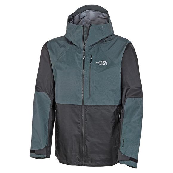 Summit L5 Fuseform GTX C-Knit - Men's Hooded Jacket