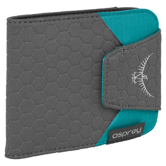 OSPREY Quicklock - RFID Travel Wallet | Sports