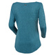 Place To Place - Women's Long-Sleeved Shirt  - 1