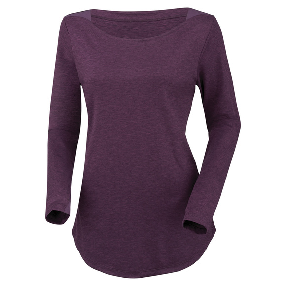 Place To Place - Women's Long-Sleeved Shirt