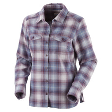 Silver Ridge -  Women's Long-Sleeved Flannel Shirt