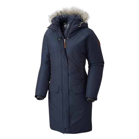Alpine Escape 550 TurboDown - Women's Hooded Down Jacket