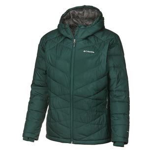 Heavenly (Taille Plus) - Manteau isolé à capuchon pour femme
