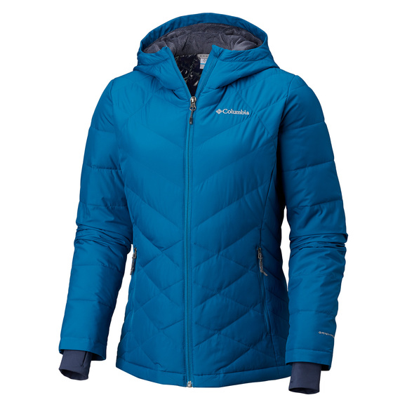 d6bbd72899c COLUMBIA Heavenly (Plus Size) - Women s Hooded Insulated Jacket ...