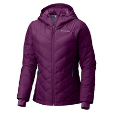 Heavenly (Plus Size) - Women's Hooded Insulated Jacket