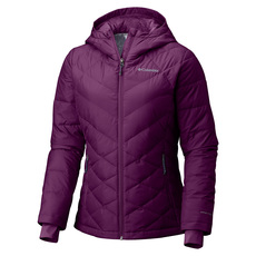 Heavenly - Women's Hooded Insulated Jacket