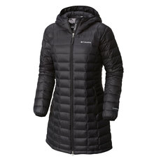 Voodoo Falls 590 Turbodown Mid - Women's Hooded Insulated Jacket