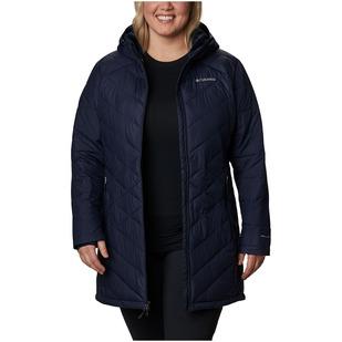 Heavenly (Plus Size) - Women's Down Jacket