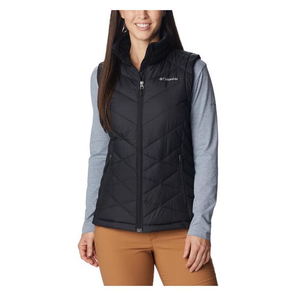 Heavenly - Women's Insulated Sleeveless Vest