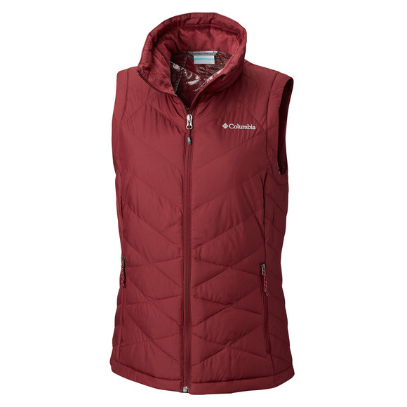 Heavenly - Women's Insulated Sleeveless Vest