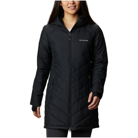 Heavenly - Women's Hooded Down Jacket