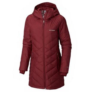 Heavenly - Manteau en duvet à capuchon pour femme