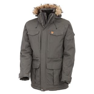 Yupik - Manteau à capuchon pour homme
