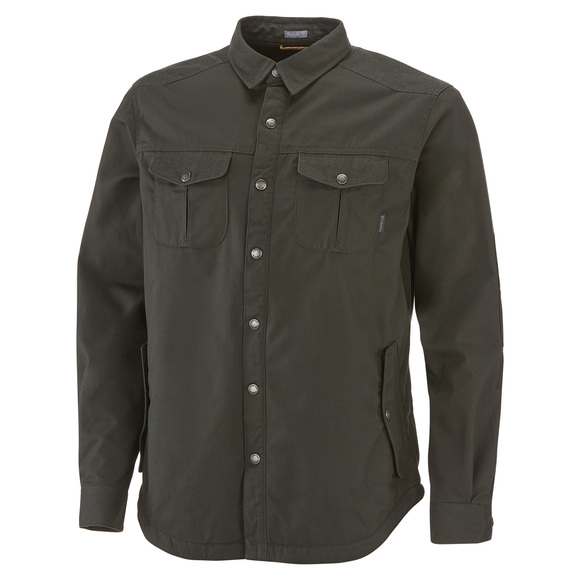 Hyland Woods - Men's Shirt Jacket