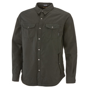 Hyland Woods - Manteau-chemise pour homme