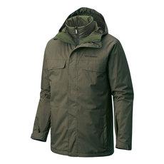 Bugaboo IC- Men's 3-in-1 Hooded Winter Jacket