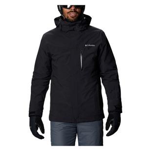 Wild Card - Men's 3-in-1 Hooded Winter Jacket