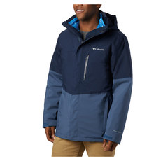 Wild Card - Men's 3-in-1 Hooded Winter Jacket