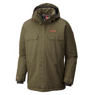 Rugged Path - Manteau d'hiver pour homme