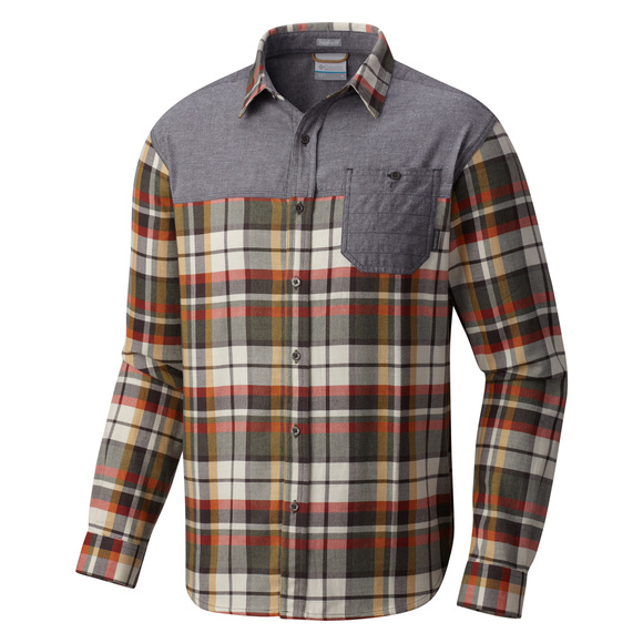 Deschutes River - Men's Long-Sleeved Shirt
