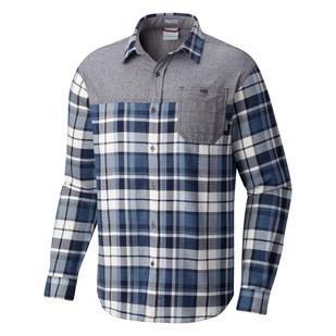 Deschutes River - Men's Long-Sleeved Shirt