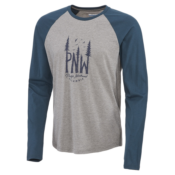 CSC Pacific Northwest - Men's Long-Sleeved Shirt