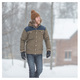 Greenland - Men's Hooded Down Jacket  - 2