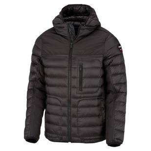 Karl - Men's Hooded Down Jacket
