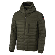 Karl - Men's Hooded Down Jacket