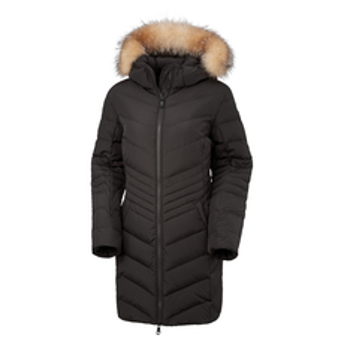 Queens - Women's Hooded Down Jacket