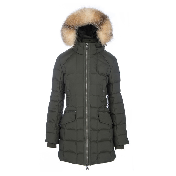 Phoenix - Women's Hooded Down Jacket