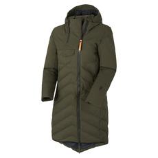 Ayaba - Women's Hooded Down Jacket