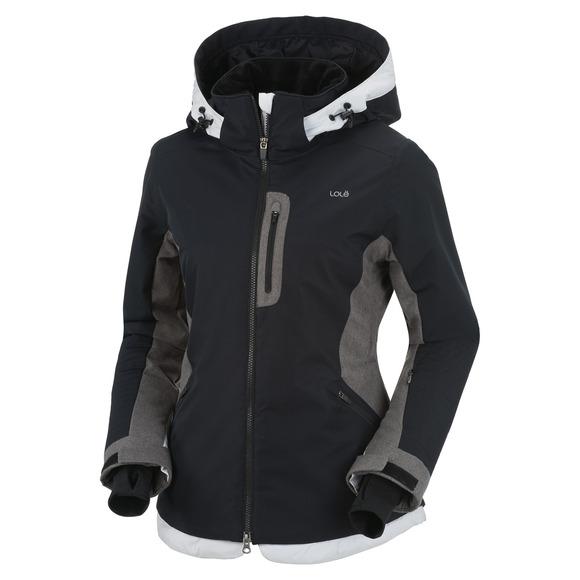 Lea - Women's Hooded Jacket