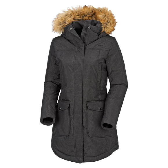 Malory - Women's Hooded Down Jacket