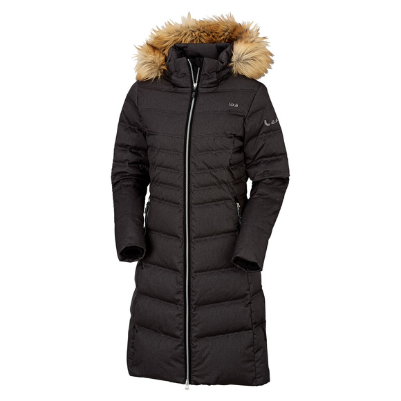 Katie Edition L - Manteau à capuchon en duvet pour femme