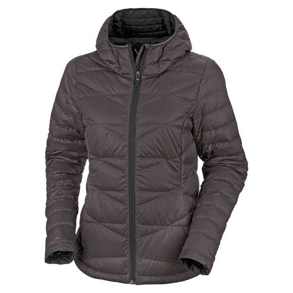 Emeline - Manteau d'hiver à capuchon pour femme