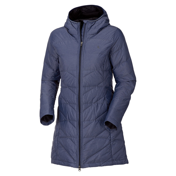 Claudia - Women's Hooded Winter Jacket