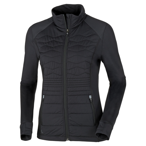 Just - Women's Full-Zip Jacket