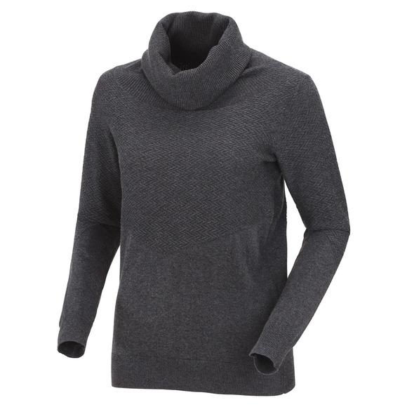 Madeleine - Chandail en tricot pour femme
