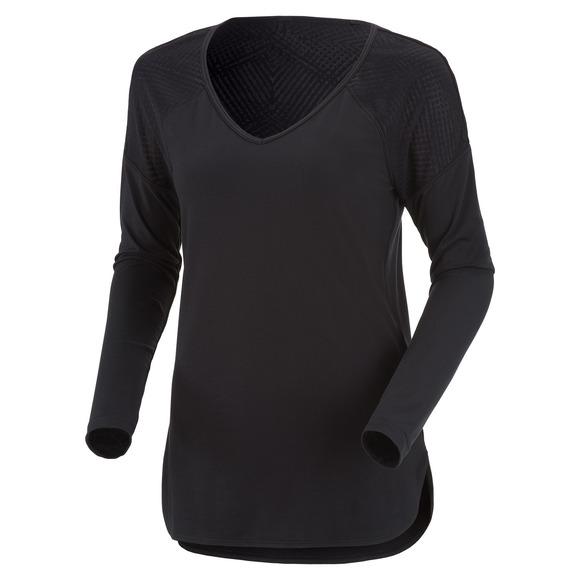 Kuma - Women's Long-Sleeved Shirt