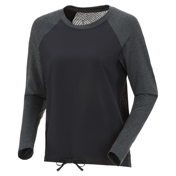 Travis- Women's Long-Sleeved Shirt