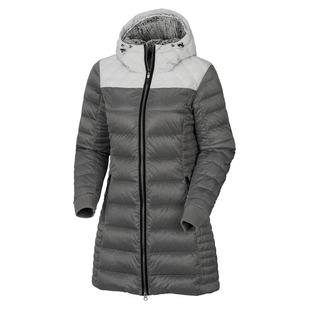 Faith - Women's Hooded Down Jacket