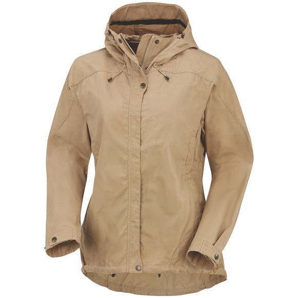 Skogsö - Manteau avec capuchon pour femme